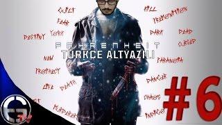 Nostalji : Fahrenheit Türkçe Altyazılı Bölüm 6 : Güç İçinde !