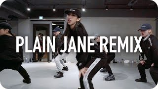 Plain Jane Remix - A$AP Ferg ft. Nicki Minaj / Mina Myoung Choreography