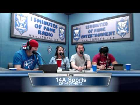 Coles News Network (@acolesie) On 15 Minutes Of Fame Radio Show #14ASports 4/24/13