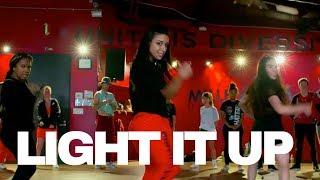 Light It Up Marshmello, Tyga & Chris Brown DANCE VIDEO | Dana Alexa Choreography