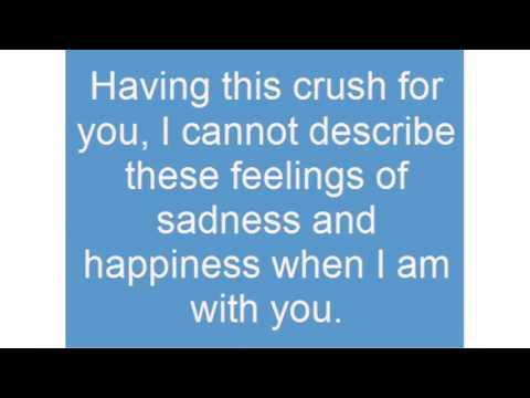 sad quotes - sad crush quotes