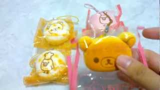 Shop Update #20 - More Rilakkuma stuff! Thumbnail