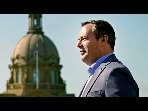The Alberta Government's first 100 Days