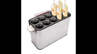 220V 분식집기계 어묵조리기 오뎅통 어묵통 계란말이 …
