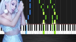 Video Ariana Grande - Focus - Piano Cover/Tutorial by PlutaX - Synthesia download MP3, 3GP, MP4, WEBM, AVI, FLV Agustus 2018