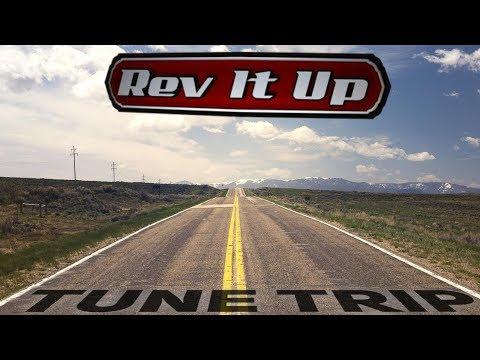 Tune Trip Rev It Up: Aconteceu assim!