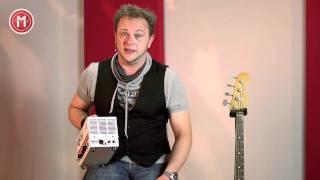 Orange Terror Bass 1000 im Test auf MusikMachen.de