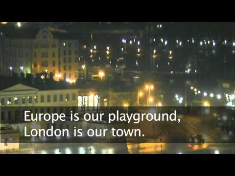 Suede - Europe is Our Playground (karaoke)