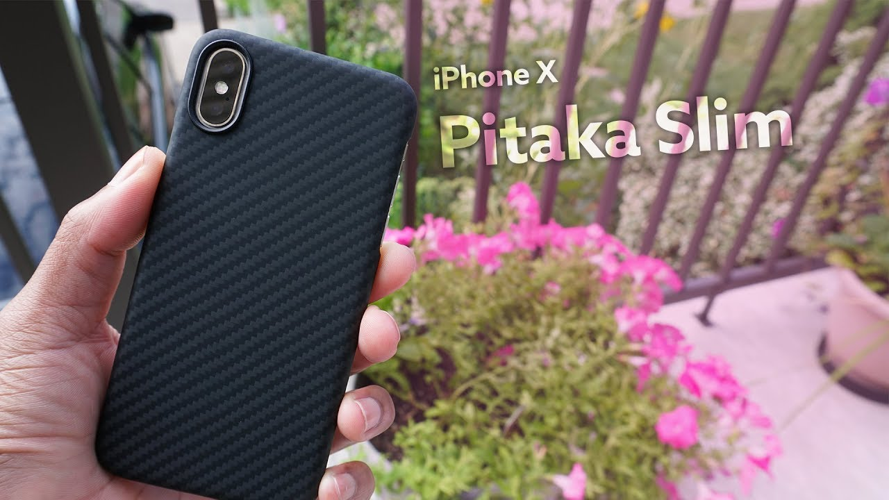 size 40 8b6a8 35700 Most Durable iPhone X Slim Case - Pitaka MagCase