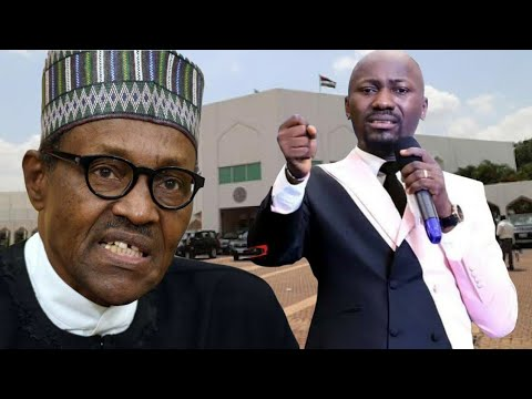 Download Breaking!! The time for Aso-rock iroko tree to fall has come - apostle Suleman