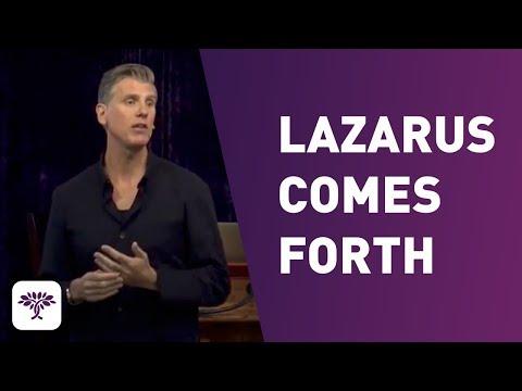 Lazarus Comes Forth