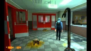 Black Mesa: Office Complex (Part 5) - Vortigaunt Commandant