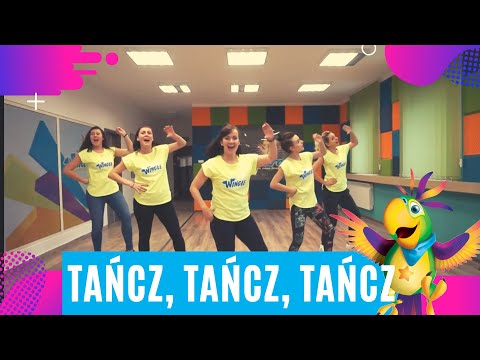 Tańcz z nami - Instruktorami PAARO - Disco Kids - Tańcz, Tańcz, Tańcz