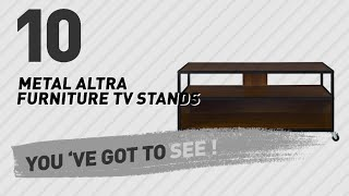 Metal Altra Furniture TV Stands // New & Popular 2017