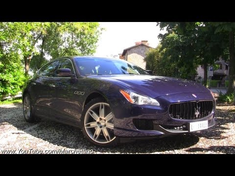 2013 Maserati Quattroporte S Q4 Road Test & Review