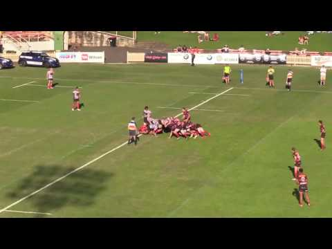 SD Scrum v Norths review