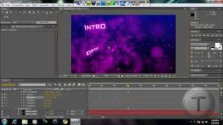 How to Create a Cool Intro in Adobe After Effects CS4