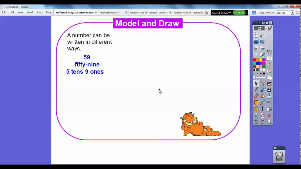 Different Ways To Write Numbers Lesson 15 Youtube