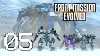 ★ Front Mission Evolved - Walkthrough - Part 5 [HD][PC/PS3/360]