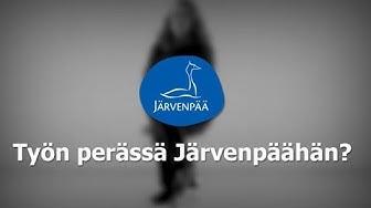 Työn perässä Järvenpäähän?