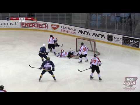 MOL254 MAC Budapest - Debreceni HK   7:2 (2:0, 1:0, 4:2) - 3:0 2017.03.04