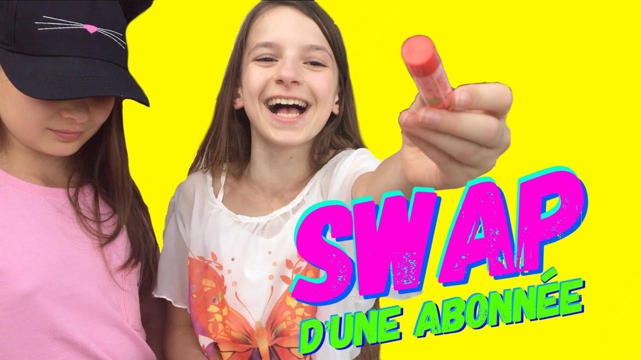 LE SWAP D'UNE ABONNÉE !!! Lévanah&Family