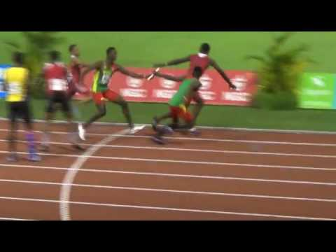 Men's 4x400m Relay - T&T National Champs 2016