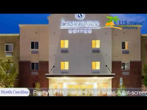 Candlewood Suites Rocky Mount - Rocky Mount Hotels, North Carolina