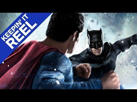 Batman v Superman: Dawn of Justice Spoilercast - IGN Keepin
