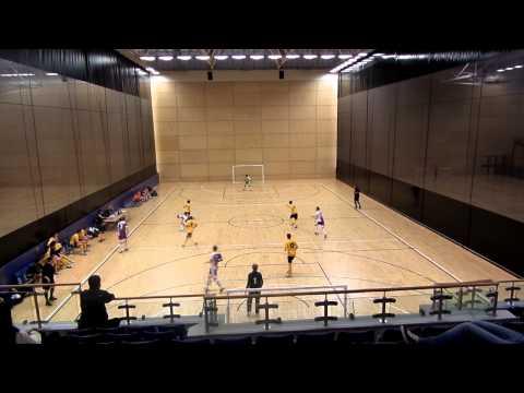 Futsal: University of Sheffield 1s vs. University of Manchester 1s - P1