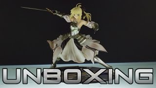 Good Smile Company   1/7 Saber Lily Distant Avalon - FATE/STAY NIGHT - Anime Figure Unboxing