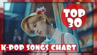 K-ville's [top 30] k-pop songs chart - october 2016 (week 5)