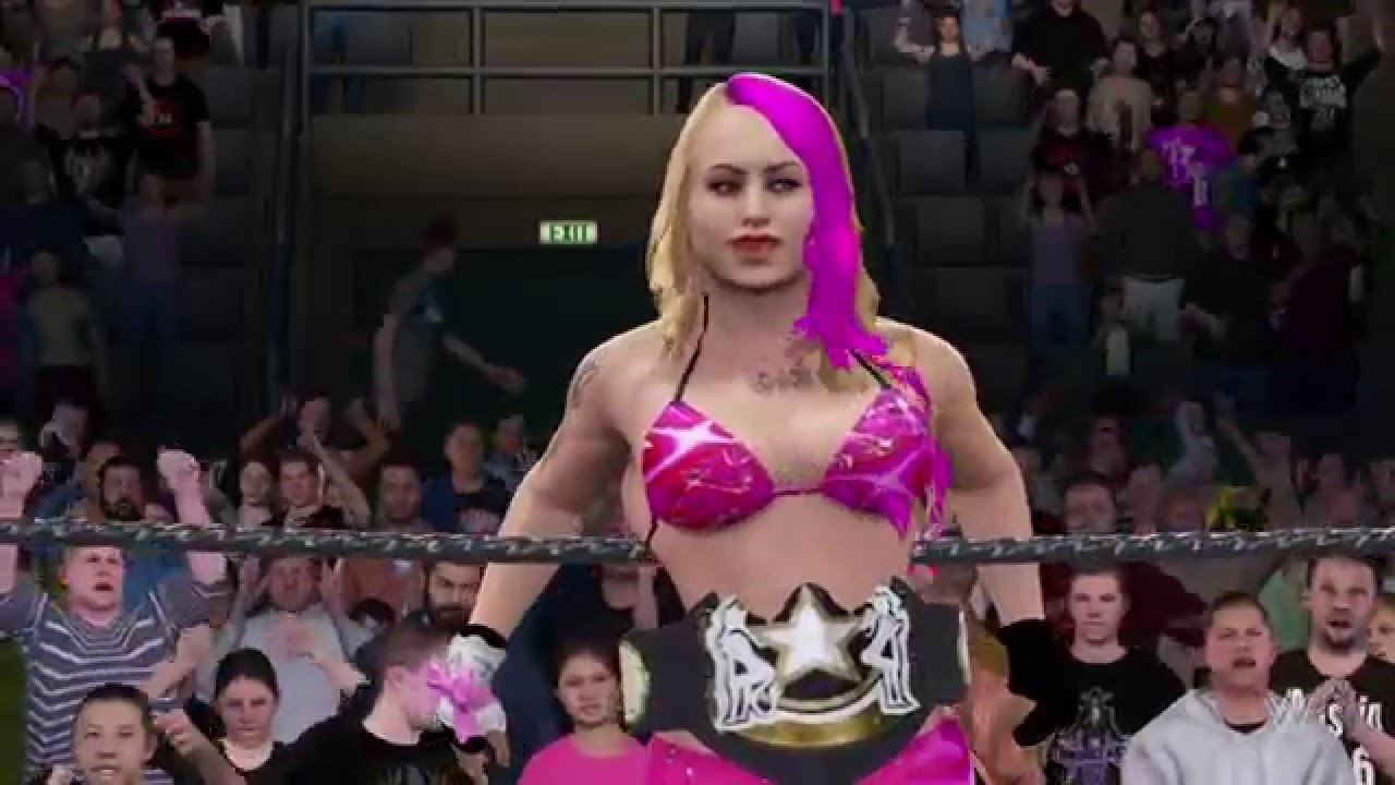 no love lost: shae steele vs brittany nitro hlw spotlight