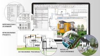 Webinarium ArCADia  BIM 11 + ARCHITEKTURA - [cz5: Opisy i widoki projektu]