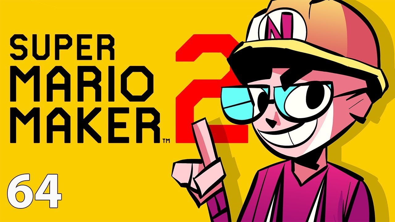 30 Year Old Boomer Plays - Super Mario Maker 2 - Episode 64 [Atrophy]