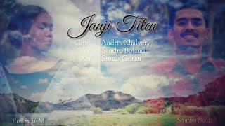 JANJI TITEN ~ SANDRO BOLAND ( COMING SOON )