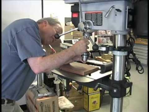 Ryobi Drill Press Chuck Removal