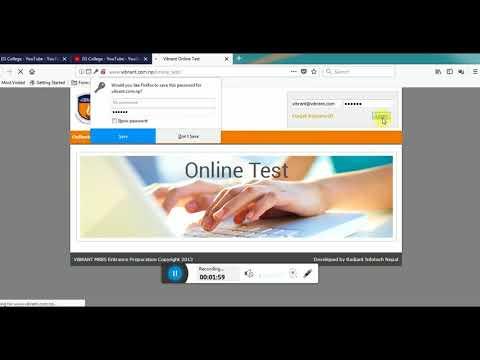 Free Online Test Practice Physics, Chemistry, Zoology & Botany Free.