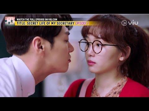 That Secretary & Boss Chemistry (The Secret Life Of My Secretary EP 1 W/ Eng Subs)