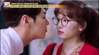 Download Video That Secretary & Boss Chemistry (The Secret Life of My Secretary EP 1 w/ Eng Subs) MP3 3GP MP4