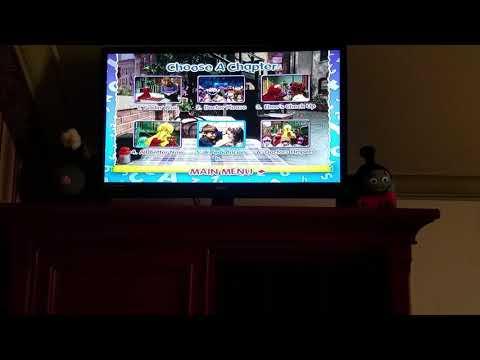 Sesame Street Elmo Visits The Doctor Dvd Menu Walkthrough