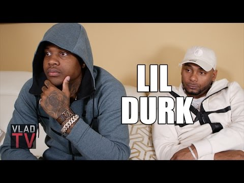 "Lil Durk Proclaims ""I'm the Allah of Chicago"" When Asked if He's the Best"