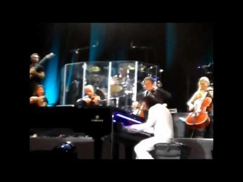 Yanni Türkiye Konseri | 8 Mayıs 2014 İstanbul