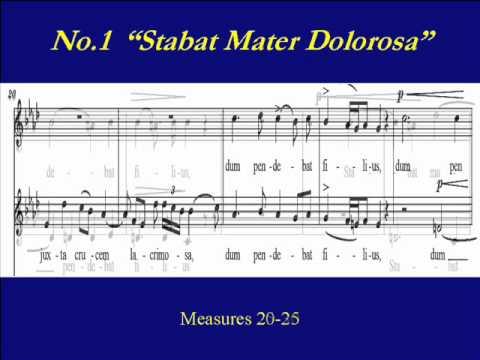 Score Pergolesi -1 Stabat Mater Dolorosa