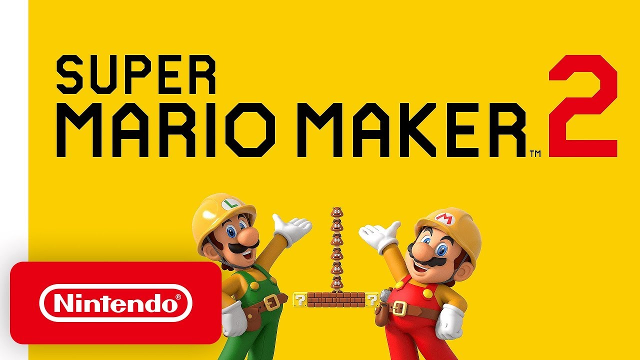Super Mario Maker 2 Overview Trailer Nintendo Switch Youtube