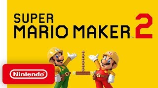 Download Super Mario Maker 2 - Overview Trailer - Nintendo Switch Mp3 and Videos