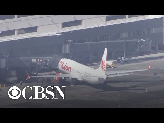 "Probe finds Lion Air plane was not ""airworthy"" before crash"