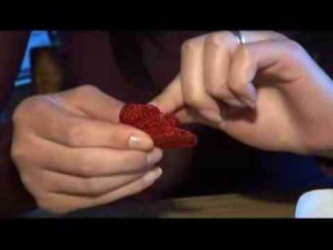 Береза из бисера пошаговое плетение для начинающих (видео)