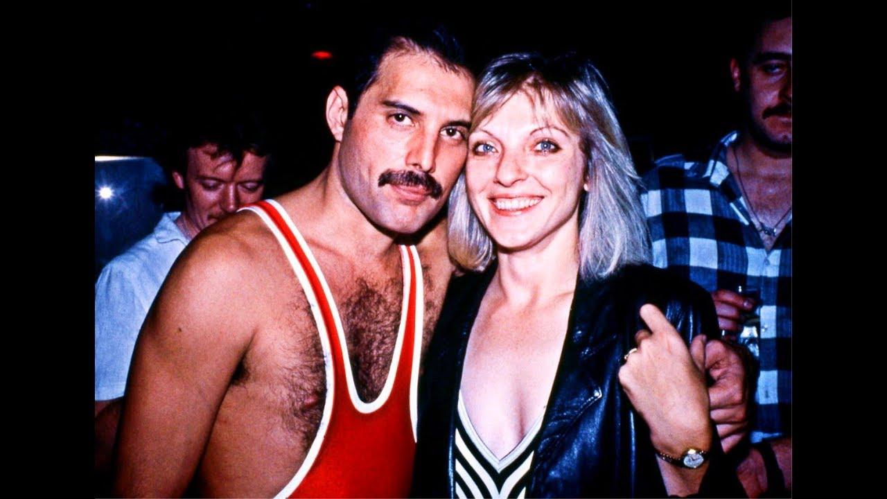 Freddie Mercury Freundin Mary Austin