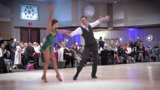 Troels Bager & Ina Jeliazkova  Jive - 2016 Washington Open DanceSport Competition